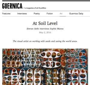 Guernica screenshot