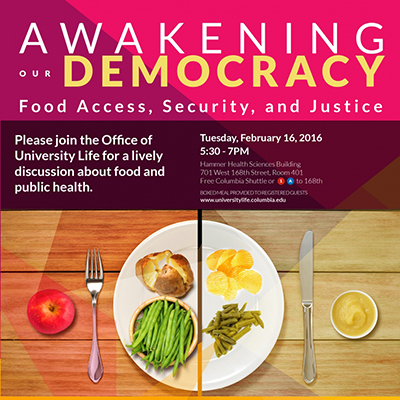 Awakening Our Democracy, Columbia University - Simran Sethi