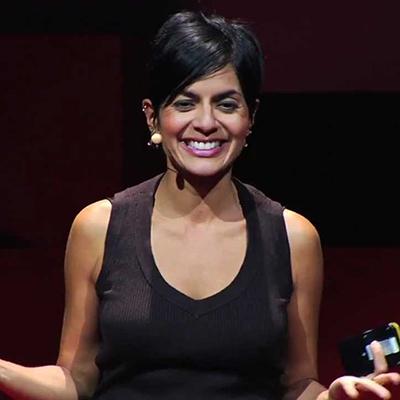 TEDxCibeles - Simran Sethi