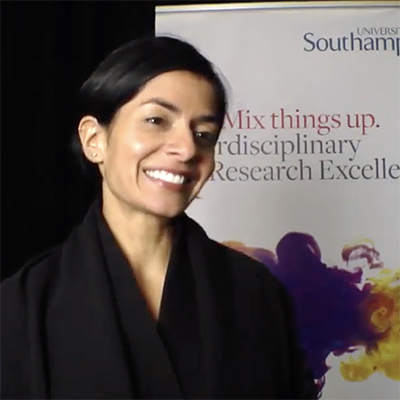 University of Southampton - Simran Sethi
