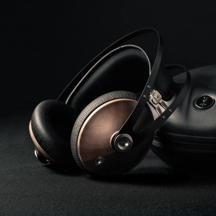 Chocolate headphones - Simran Sethi, The Slow Melt cropped