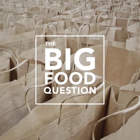 The Big Food Question (Simran Sethi, Heritage Radio Network)